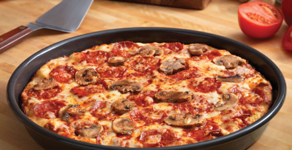 Domino's® Introduces Handmade Pan Pizza