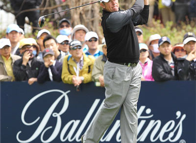 BALLANTINE'S ADDS BMW MASTERS TO GLOBAL GOLF PLATFORM