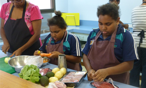 Nestlé boosts nutrition education for women and teenagers in Aboriginal communities in Australia