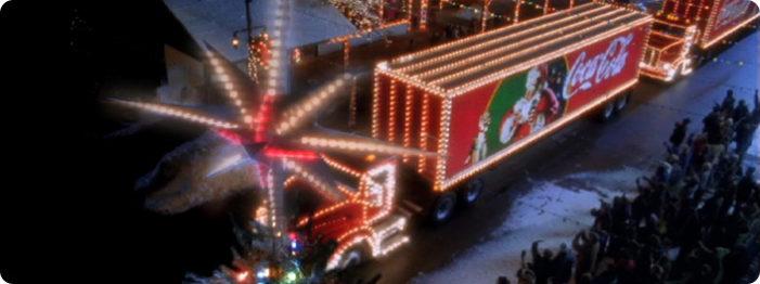 Coca-Cola Begins the Christmas Countdown
