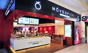 Nestlé opens first Mövenpick ice cream boutique in Russia