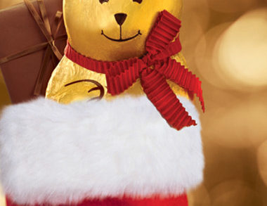Lindt USA Celebrates The Holiday Season With Lindt Bear