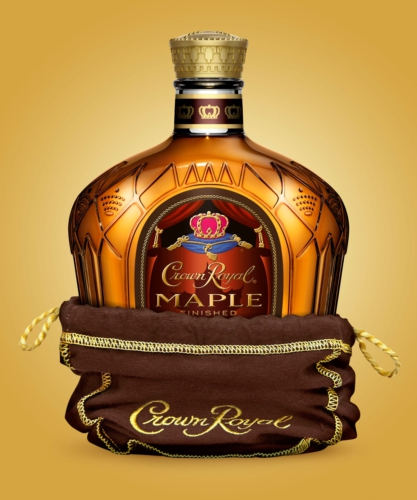 Crown Royal Introduces Maple Finished Whisky