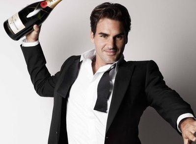17-time Grand Slam Champion and Global Icon Roger Federer Joins Moët & Chandon as New Brand Ambassador