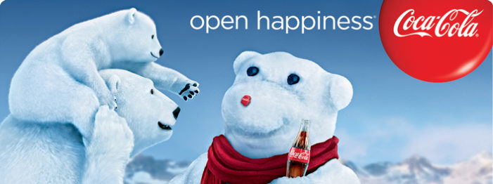 The Coca-Cola Polar Bear Family Is Back For The New Year