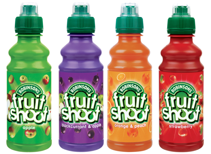 Pepsi To Distribute Fruit Shoot In USA