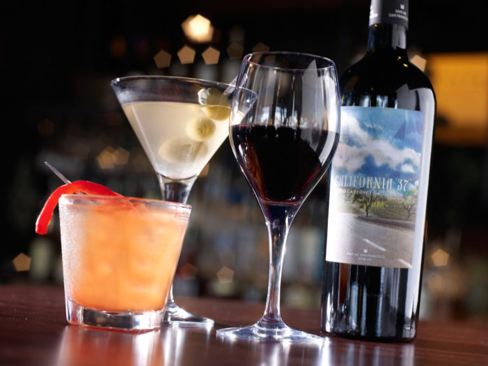 """Bar Louie Launches """"Buy a Drink"""" App"""