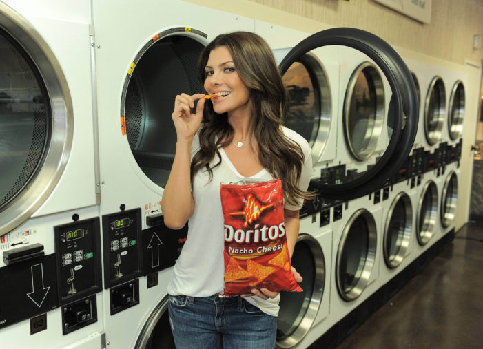 Ali Landry reveals Doritos' Crash the Super Bowl finalist