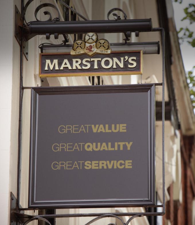 Ruckus to provide Marston's Smart Wifi