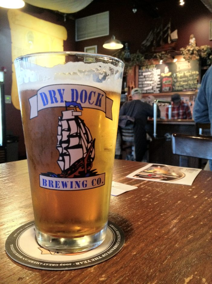 Dry Dock Brewing Offer Craft Beer In Ball's Aluminum Cans