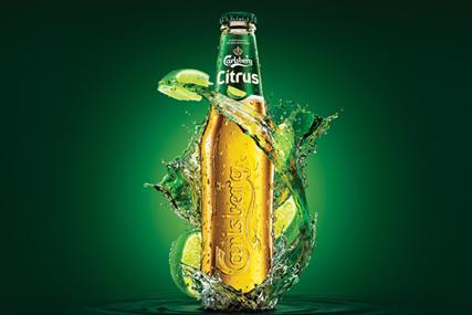 Carlsberg Unveils New Citrus Lager
