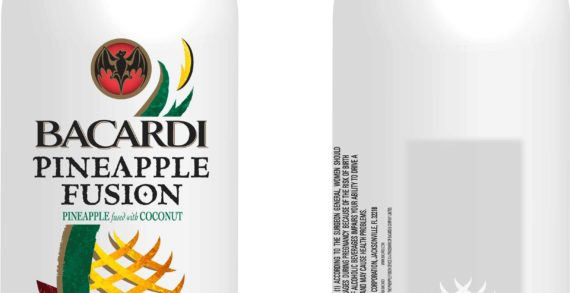 BACARDÍ Rum Launches New Pineapple Fusion