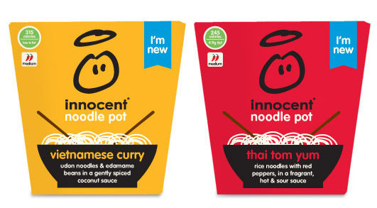 innocent Introduce Noodle Pots