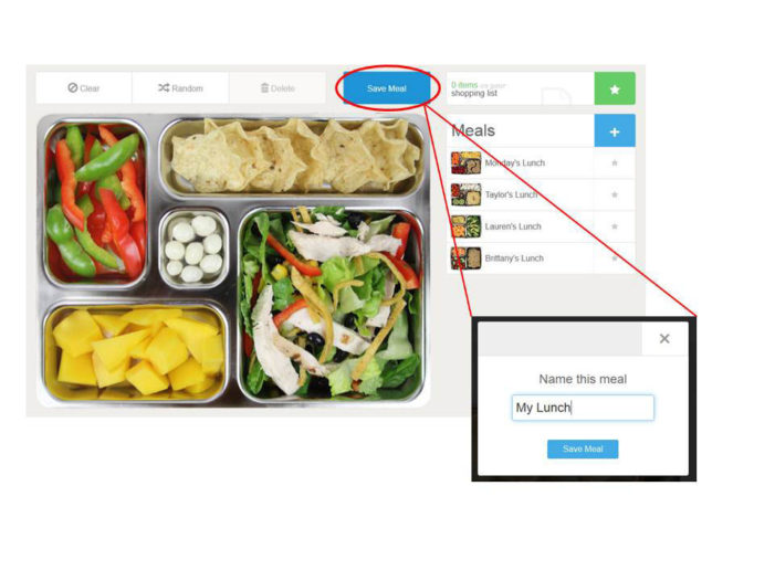 "PlanetBox Introduces the ""Plan-It-Box"" Meal Planner"
