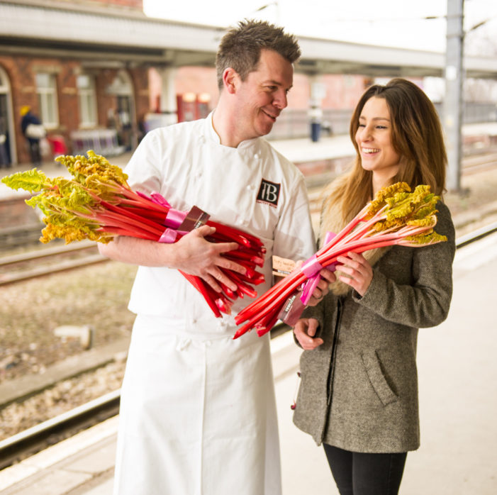 Forget Roses, It's Rhubarb For Romance In Yorkshire!