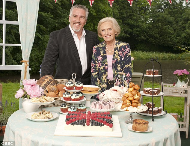 Mary Berry is Most Popular Baking Companion