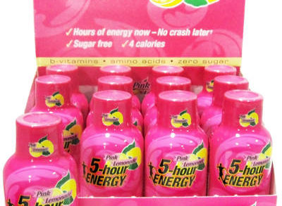 Energy Beverages Keep Their Edge by Losing It