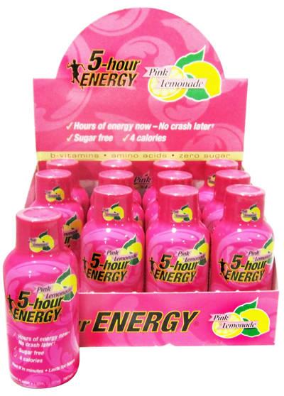 Energy Beverages Keep Their Edge by Losing It