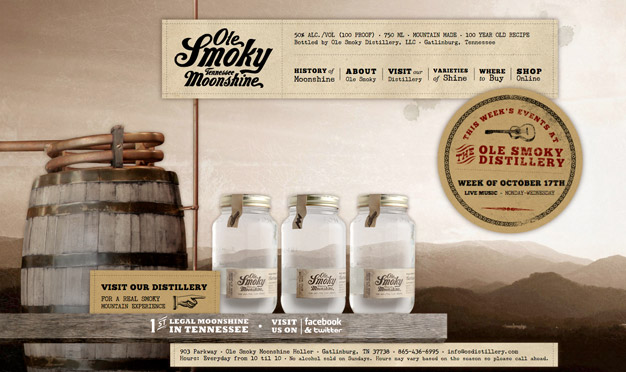 Porter Novelli Named Agency Of Record For Ole Smoky Distillery