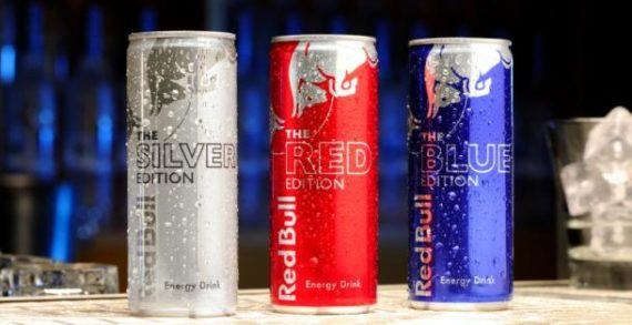 Red Bull Launches Three New Flavours