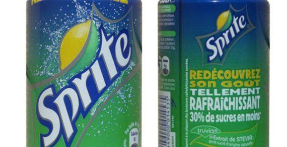 Coca-Cola Unveil New Calories Conscious Sprite