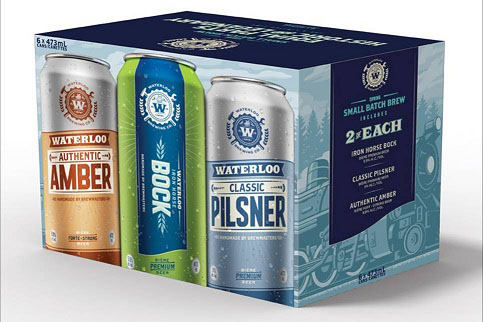 Waterloo Brewing Co. Introduces Small Batch Brews.