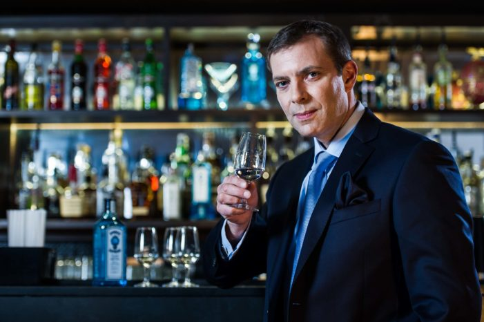 Bombay Sapphire Gin Appoints Master Distiller