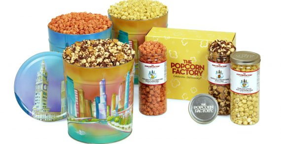 Chicago-Inspired Popcorn Flavours Celebrate The Windy City's 176th Birthday