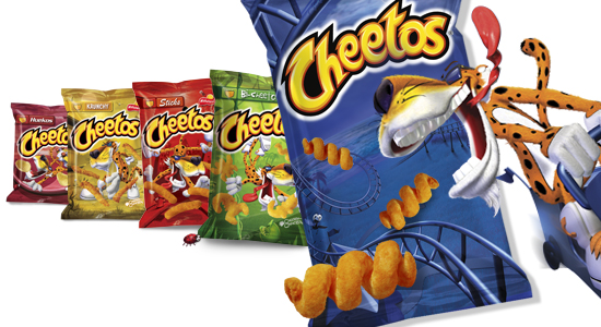 Cheetos Brand Launches New Cheetos Mix-Ups Snack Mix
