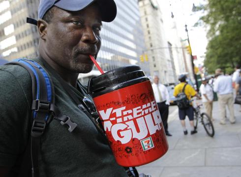 Judge Cans New York Soda Ban