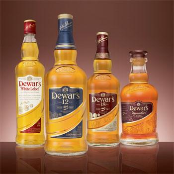 Dewar's Launches New Highlander Honey