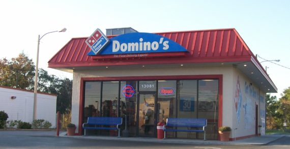 Domino's Pizza Opens First Store in Bangkok, Thailand