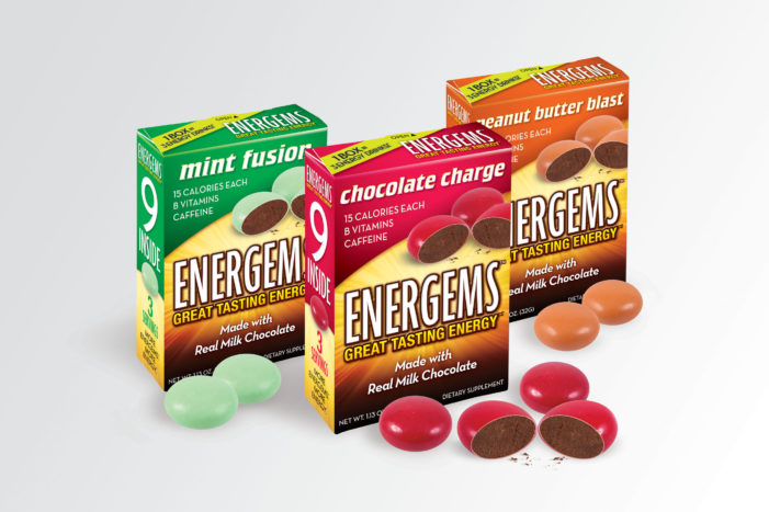 Chocolate Energems Set To 'Energize' Charlotte