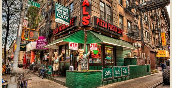 Sal's Pizza Freshens Up with Rebrand