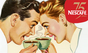 Celebrating 75 Years Of The Nestlé Brand That Invented Instant Coffee
