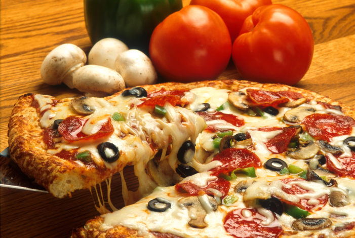 No Surprise Here: Pizza Is America's #1 Late Night Pick