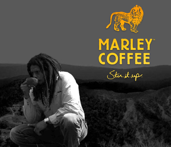 Marley Coffee Spreads One Love at IFE