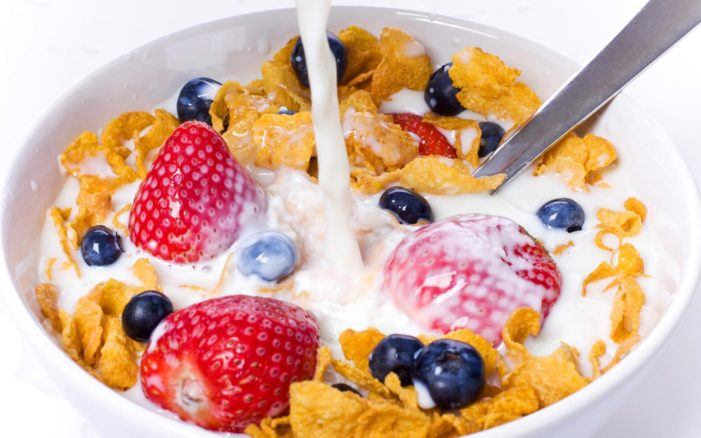 New USDA Study Finds More Fiber, Less Sugar & Sodium in Breakfast Cereals