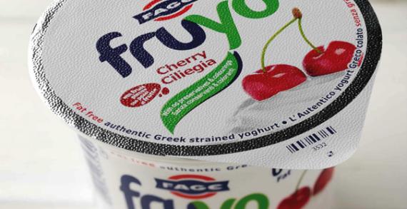 FAGE UK Launch FRUYO Yoghurt