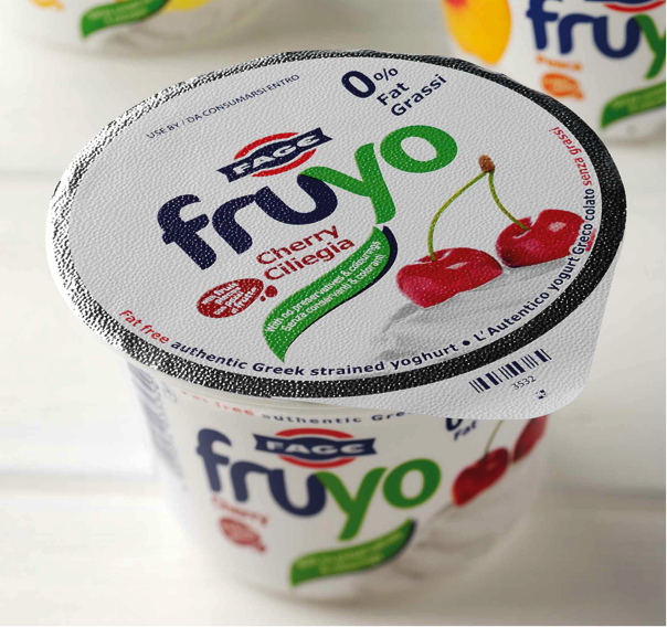 FAGE UK Launch FRUYO Yoghurt