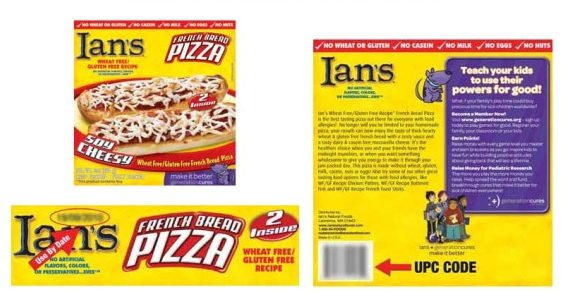Ian's – New Packaging With A Powerful Promise!