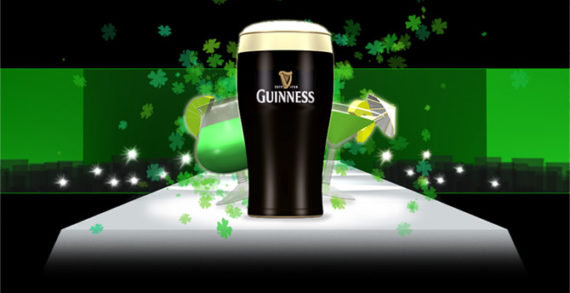'Paint the Town Black' this St Patrick's weekend with Guinness