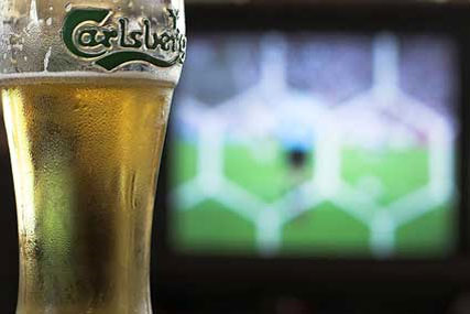Carlsberg Named Official Beer for Chinese Super League