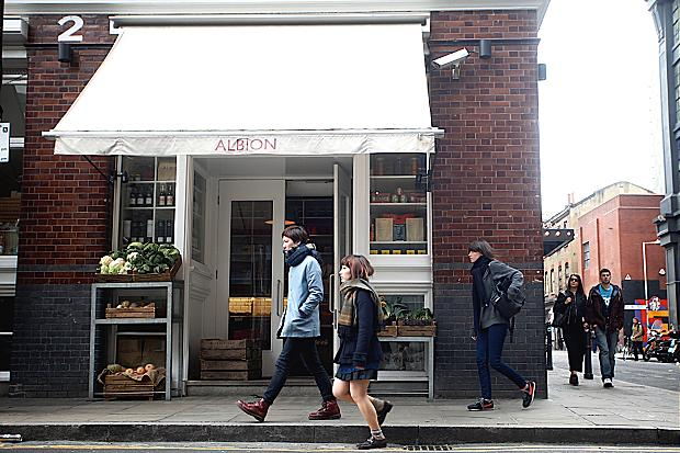 Sir Terence Conran To Launch Albion Cafe Chain