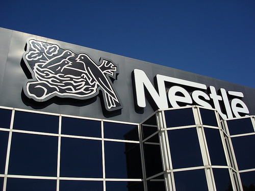 Nestlé Named One Of The World's Top Ten Most Reputable Companies