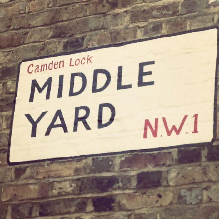 Camden's First Farmers' Market