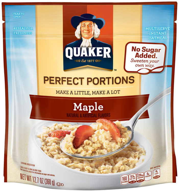"Quaker Oats Survey Finds There Is No Universal ""Perfect"" For Today's Mom"