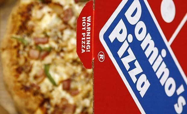 Domino's Sees Sales Boost From Cold Weather
