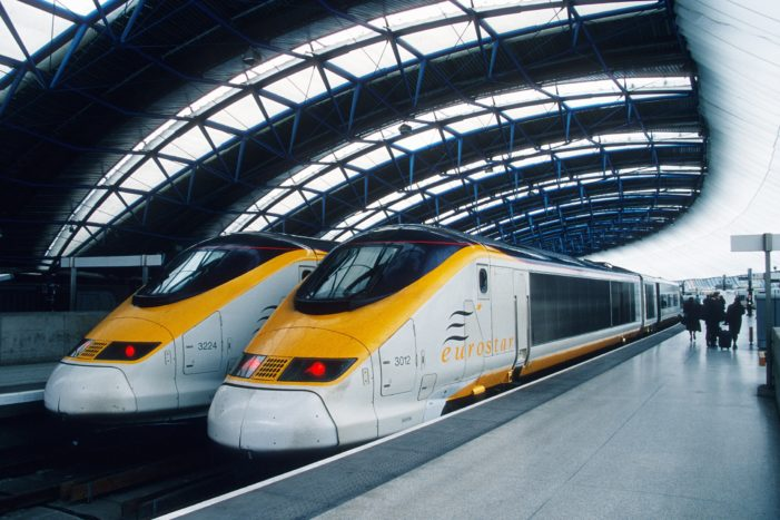 Waitrose Agrees Buffet Deal With Eurostar