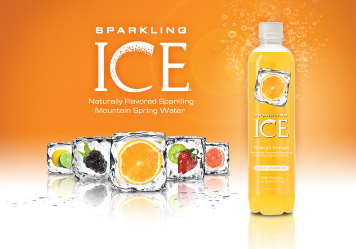 Sparkling ICE Named To IRI New Product Pacesetters Report